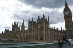 Westminster <3