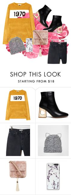 """""""Untitled #737"""" by brandi-gurrola on Polyvore featuring Bella Freud, RE/DONE, River Island and Brother Vellies"""