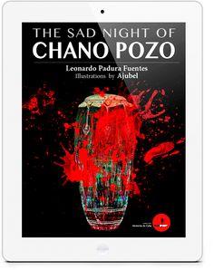 Ajubel Studio Illustration of La Noche Triste de Chano Pozo