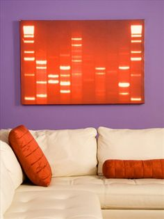 DNA Art: Totally Geeky or Geek Chic?