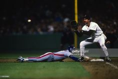 1986 World Series: New York Mets v Boston Red Sox, October, 1986 Pictures