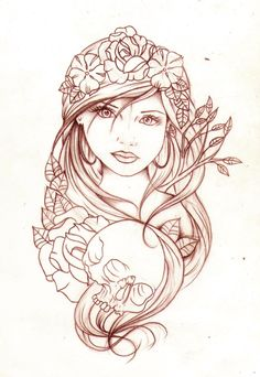 Sweet innocent death by Nevermore-Ink.deviantart.com on @deviantART