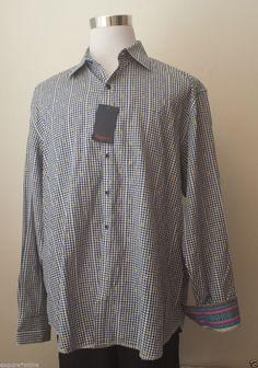 Robert Graham men size 2XL #shirt NWT RobertGraham visit our ebay store at  http://stores.ebay.com/esquirestore