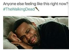 Yep! 😀😄😁 Only thing is is that my room is filled with thousand times more tears than it ever has been! Congratulations The Walking Dead, you've lost my trust forever! I hope u r happy!