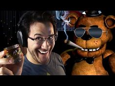 FREDDY IS READY! (1st Shot) | Five Nights at F**kboy's DRUNK - Part 1 - YouTube