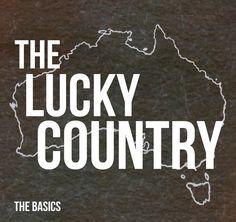 "The Basics ""The Lucky Country"" Official Video  ( ""Wally"" De Backer)  #Australia #protest #song"