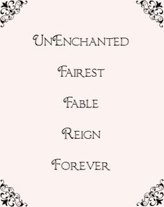 THIS IS ALL THAT THERE IS. ALL THAT THERE WILL EVER BE. UNENCHANTED WILL BE OVER. THIS IS MESSING ME UP SO FREAKING BAD.>>>>>> I know Fluffy. It's hard. Hang in there!!!!! @OUATFluffer
