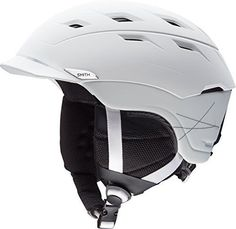 3aa23468acb Smith Optics Variance Snow Sports Helmet - Matte White Large  matte  white   large