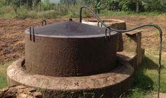 Floating Drum Biogas - Build a Biogas Plant - Home
