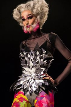 THE MAN Mathu Anderson (Ru Paul's makeup artist for Drag Race) one of the best in the world