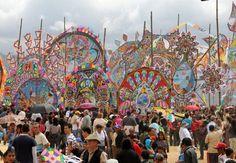 Kite festival Guatemala