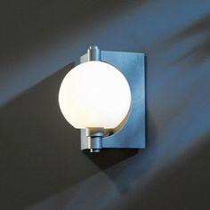 Pluto Small Outdoor Wall Sconce & Hubbardton Forge Wall Lights | YLighting
