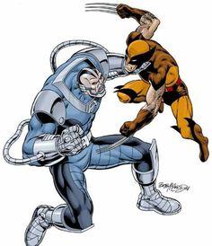 Apocalypse vs Wolverine