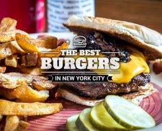 New York City's Best Burgers: The Definitive Guide