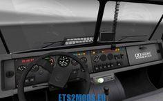 Kraz 260 - ETS2MODS.EU - Euro Truck Simulator 2 Mods