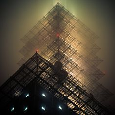 Atmospheric Processor (Platforms of the telecommunication tower Hannover, called…