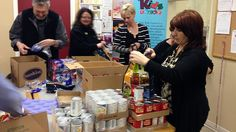 Food bank use in Canada increased slightly this year in comparison to 2013 and it remains significantly higher than it was before the economic recession, according to a report released Tuesday by Food Bank Canada.