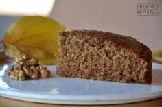 Bizcocho de nueces y manzana - http://www.thermorecetas.com/bizcocho-de-nueces-y-manzana/