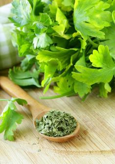 Parsley is a great herb to grow & can be harvested throughout the growing season. Dried parsley is great in many recipes. Here's how to dry parsley.