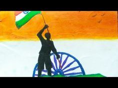Happy Independence Day Drawing 2020 || Drawing Indian Flag || #learningartcreativity - YouTube Independence Day Drawing, Happy Independence Day, Indian Flag, Drawings, Creative, Youtube, Handmade, Poster, Painting