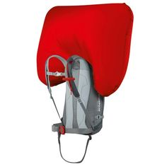 Testujem speciální batoh s integrovaným airbagem MAMMUT RAS light 30 Baby Car Seats, Baby Strollers, Backpacks, Hats, Blog, Climbing, Baby Prams, Hat, Prams