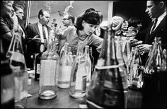 1966 office christmas party
