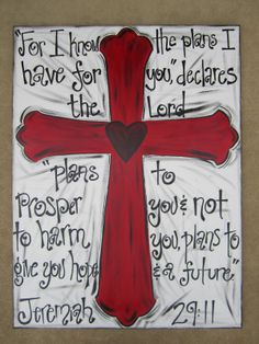 Jeremiah 29:11...want this picture