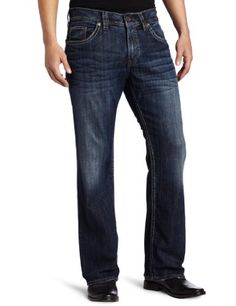 Silver Jeans Men's Zac Dark Wash