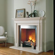 Chesneys The Burlington Fireplace