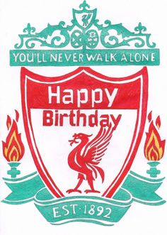 Liverpool Card