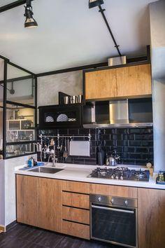 Loft Industrial 2 Kitchen