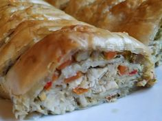 Cookbook Recipes, Cooking Recipes, Spanakopita, Desert Recipes, Deserts, Turkey, Chicken, Ethnic Recipes, Food