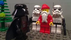 Lego Star Wars - Christmas Special 2 by Thomas Fyfe. Its that time of year again and Darth Vader has managed to capture the well loved Santa Claus. Will they get on or will Vaders rage get the best of him?