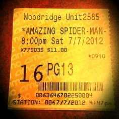 Reviews You Can Use: The Amazing Spider Man