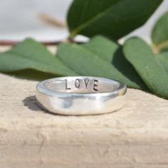 Secret Message Ring
