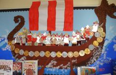 Vikings classroom display photo - Photo gallery - SparkleBox