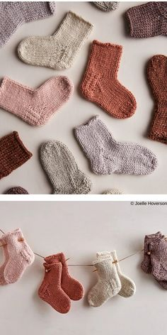 The Most Adorable Knitted Baby Socks - 1001 Patterns Free Knitting, Baby Knitting, Baby Boy Knitting Patterns, Knitting Kits, Knitting Socks, Crochet Baby, Start Knitting, Baby Patterns, Beginners Knitting Kit