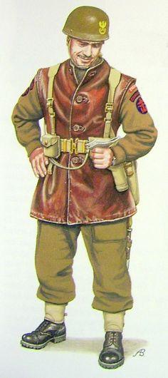 A Commando soldier Pologne Ww2 Uniforms, Military Uniforms, Military Gear, Military History, Poland Ww2, British Commandos, British Army Uniform, Military Diorama, Military Figures