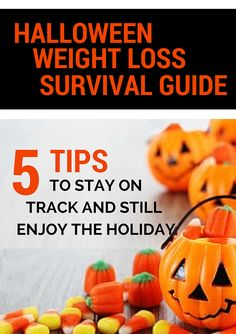 5 Tips For Staying On Track This Halloween