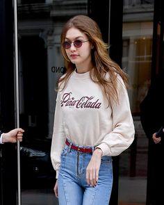 Gigi Hadid outfit ideas
