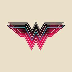 Love this Wonder Woman logo. - Top 500 Best Tattoo Ideas And Designs For Men and Women Wonder Woman Pictures, Wonder Woman Art, Wonder Woman Logo, Wonder Women, Chris Pine, Geek Out, Geek Chic, Skin Art, Justice League