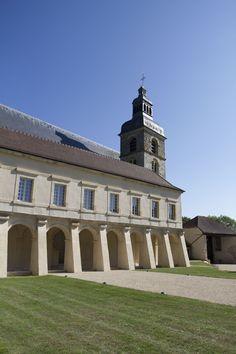 The Abbey of Saint-Pierre in Hautvillers, France, photo by Costas Voyatzis for Yatzer.https://www.yatzer.com/dom-perignon-decoding
