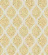 Home Decor Print Fabric- Eaton Square Winthrop Butterscotch