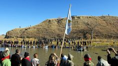 'The prime issue along the current pipeline route is the one that energized the Standing Rock Sioux and other Native Americans many months ago — a pattern of deep injustice.'