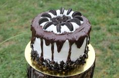 Oreo torta Lidl, Naan, Oreo, Cooking Recipes, Pudding, Food, Chef Recipes, Custard Pudding, Essen