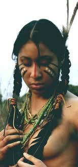 native american face painting - Google Search