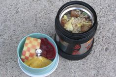 Well balanced bento - Thermos, Ahoy! 15 Yummy Hot Lunch Ideas for Kids - ParentMap