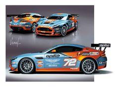 Fantasy Aston Martin (Vanuf)