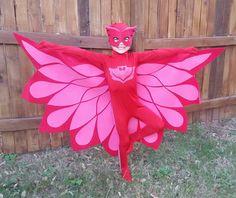 Owl Superhero Costume di DesignsbyVerchelle su Etsy