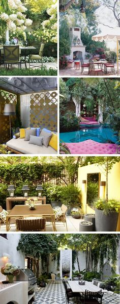 outdoor living - pure Inspiration etc